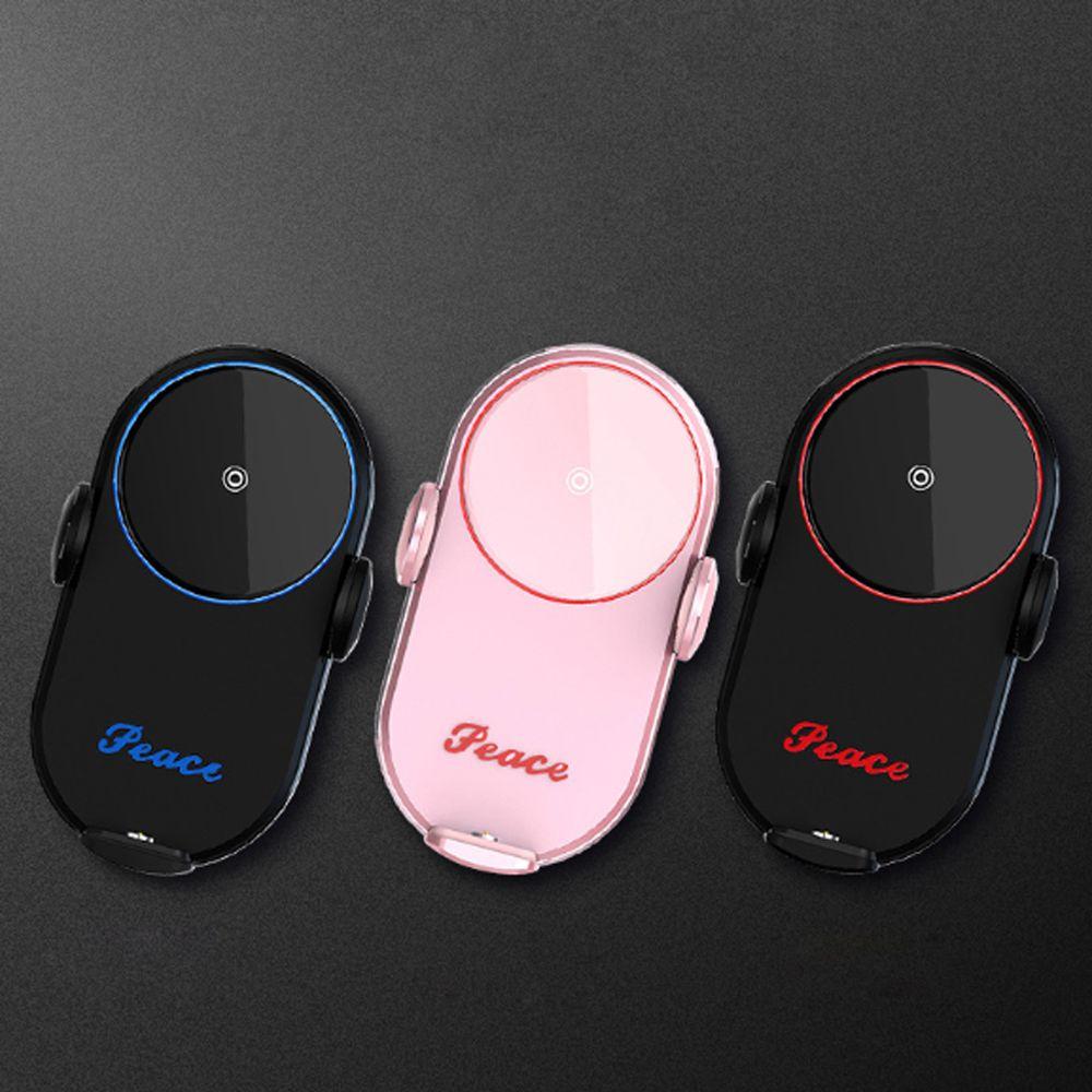 V30 araba kablosuz şarj Tutucu Otomatik Yerçekimi Qi Kablosuz Araç Şarj Dağı İçin Yeni Hızlı Telefon Tutucu Şarj