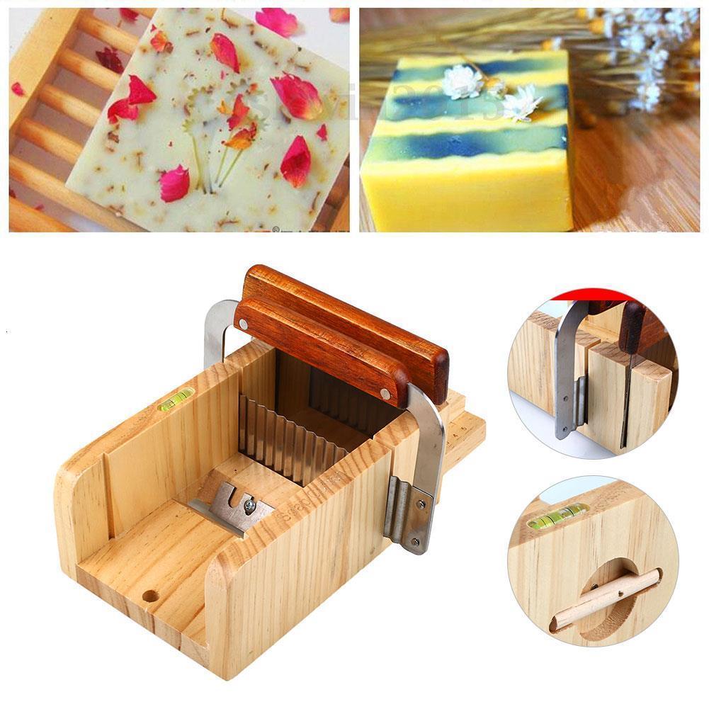 3pcs/sets Professional Adjustable Handmade Mold Cutter Slicer Tools Set Diy Soap Maker Sets