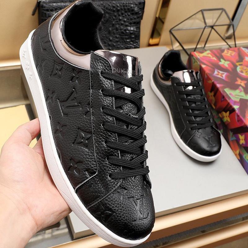 Luxembourg Sneaker Low Top Hommes de sport Chaussures de marche en plein air Herren Sportschuhe Retro Design Kuitixm Chaussures Casual Male Kuitixm