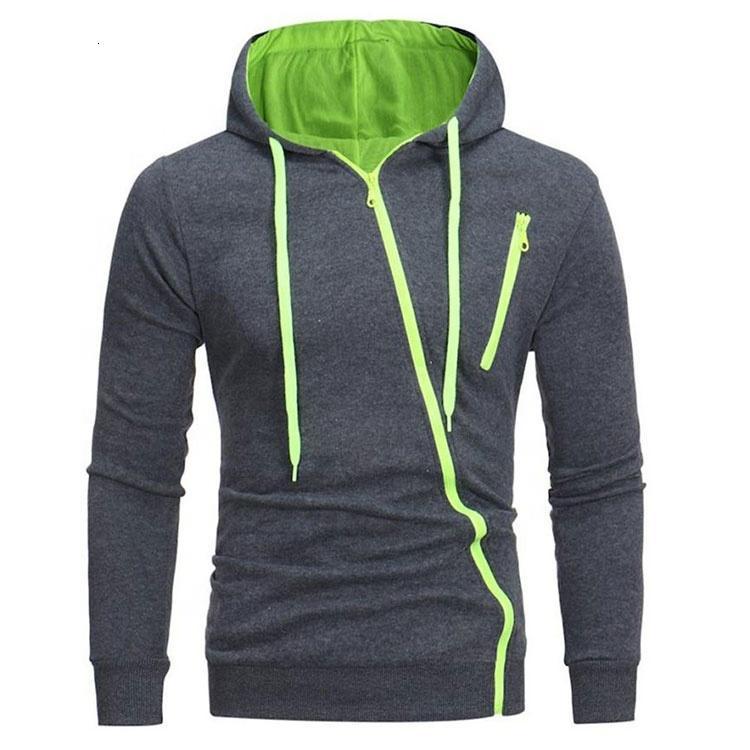 Großhandel Mode-einfache Art Baumwolle Männer benutzerdefinierte Hoodies und Sweatshirts