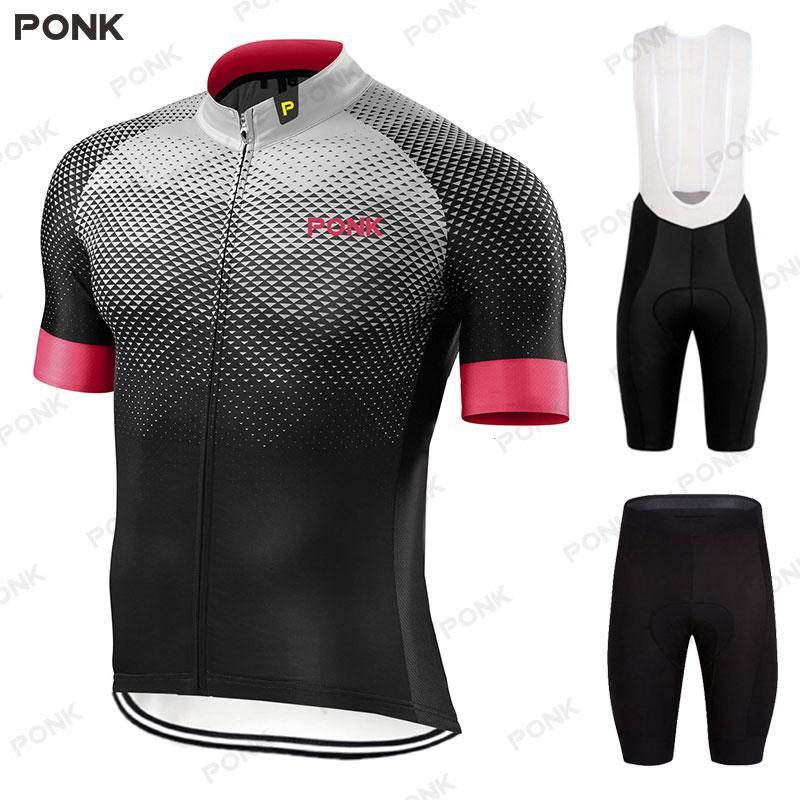 Новый 2020 Pro Cycling Set Горного велосипед Одежда Спортивной одежда Велосипед Майо Ropa Ciclismo Mans задействуя Джерси Набор для Mans