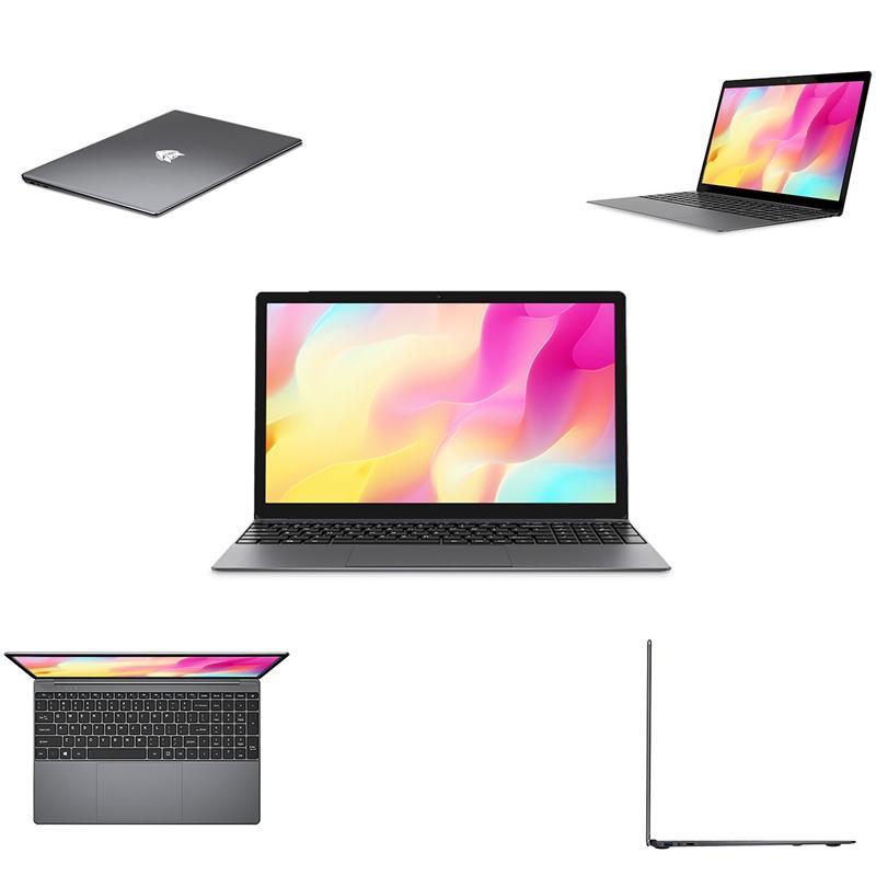 Laptops BMAX X15 Laptop 15.6 Inch For Gemini Lake N4100 8GB LPDDR4 128GB SSD Student Notebook 1920X1080 Win10 Ultrabook