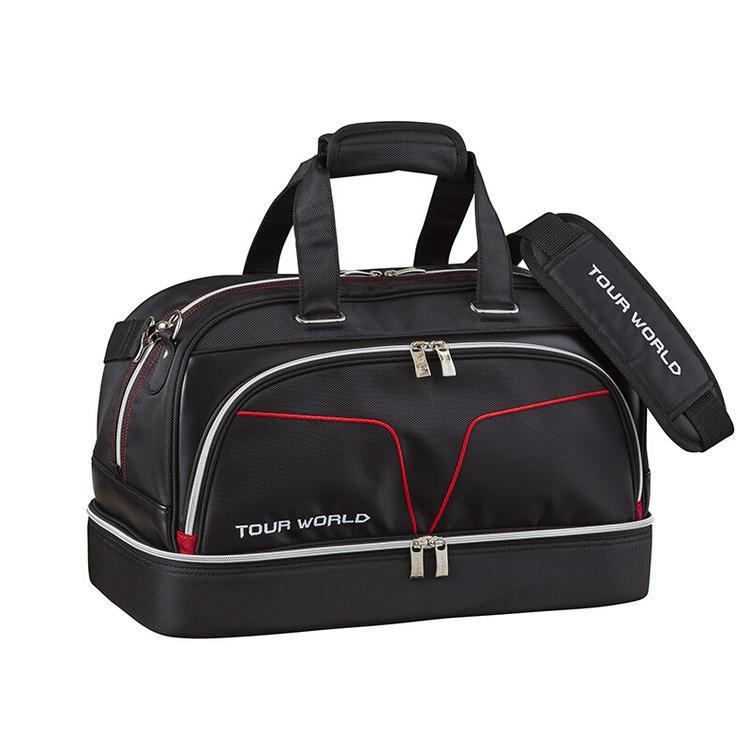 Honma Golf Boston Bag Männer Golfbekleidungstasche Polyester Schuhe Tasche Schwarz Farbe