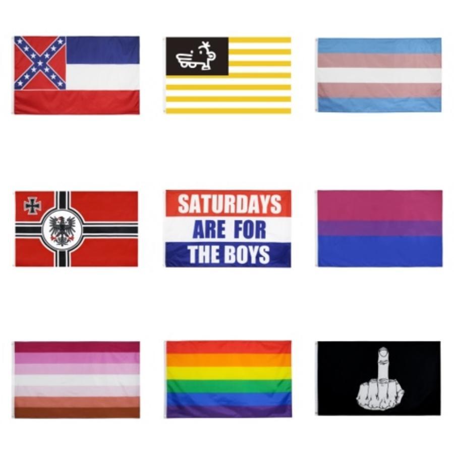 USA-Flagge Hand Kleine Mini-Flagge USA US amerikanische Festival-Party Supplies Flag 14 * 21 cm LJJK2168 # 437