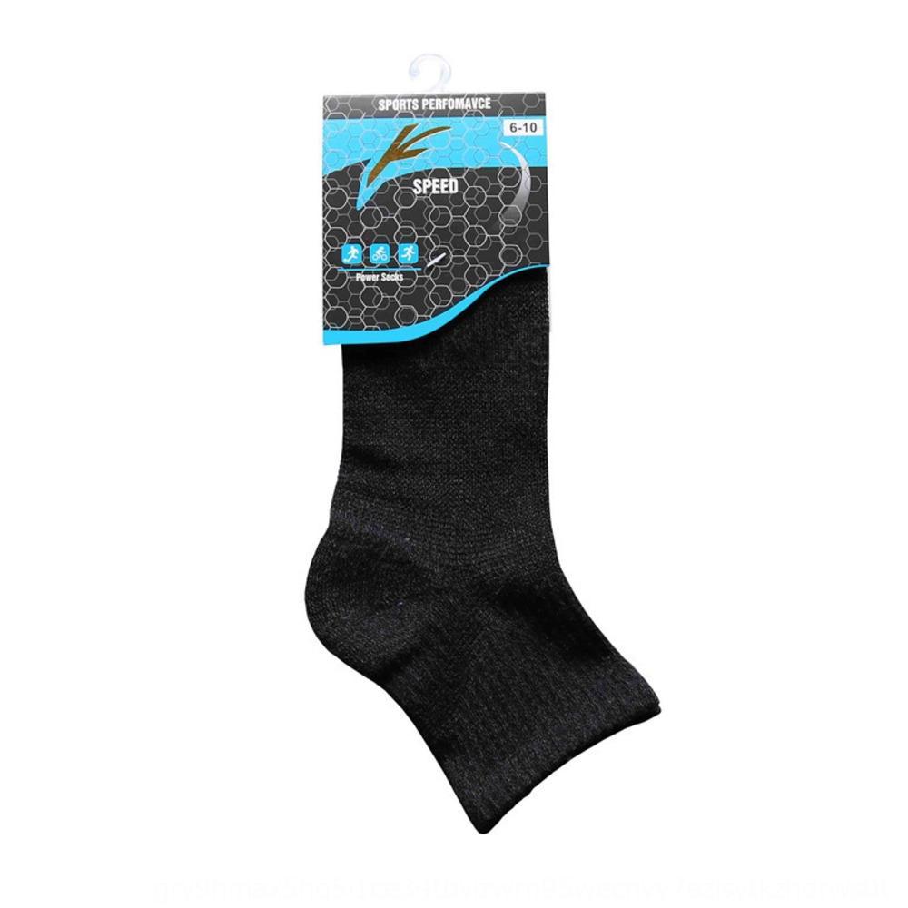 correndo absorção de suor profissional masculino Toalha Sports esquerda e pé direito meias masculinas de cabeça e de fundo toalha micro pressão meias