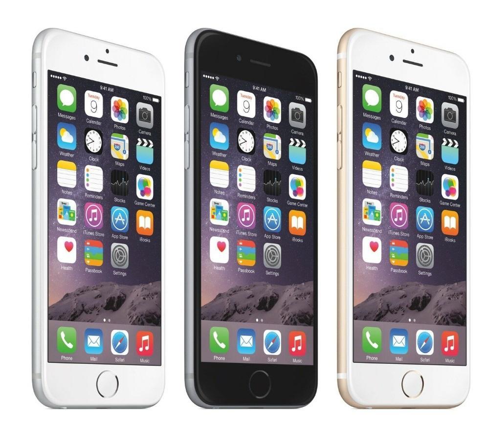 6 4.7inch IOS rede 4G remodelado iphone 12 sistema desbloqueado com telefone Touch ID Recuperado