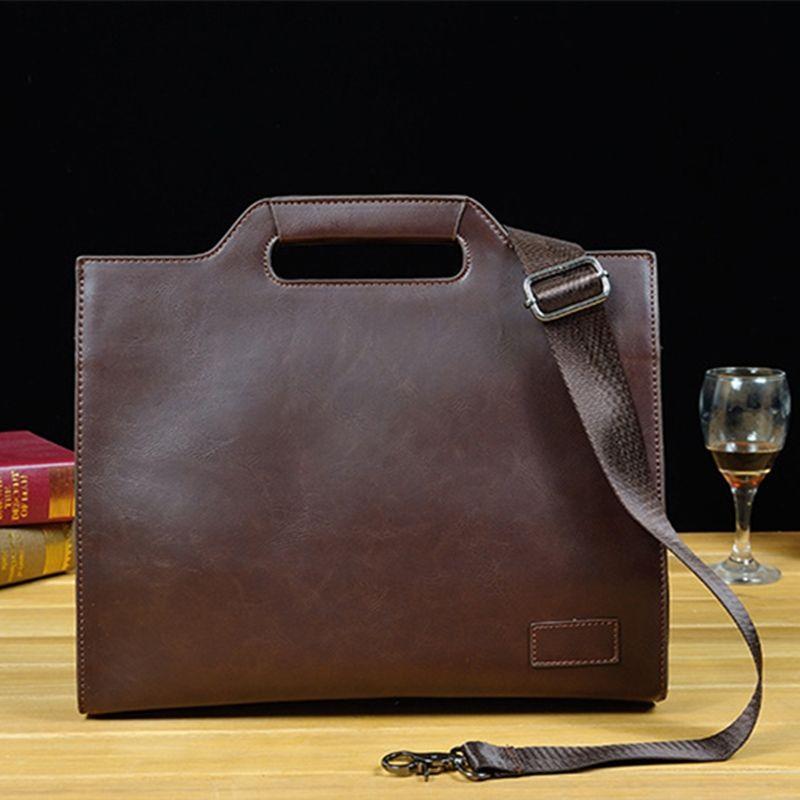 Crazy Work For Man Bag Bags Black Office Attache Briefcase Handbag Vintage Bussines Messenger Laptop Leather Men Case Horse 0005 Ruxpa