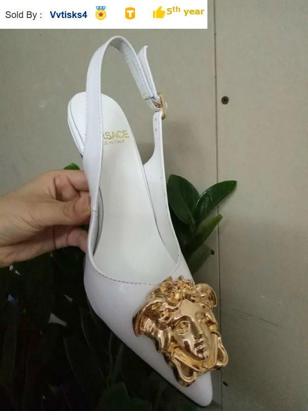 Top ladies spring white plated pointed high heels Women High heels Sandals Slippers Mules Slides PUMPS SHOES SNEAKERS Dress Shoes