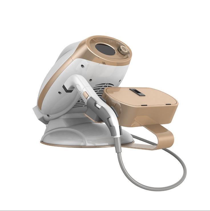 Nova versão !!! Rugas remoção máquina Facial RF pele Radio 40.68MHZ Máquina Beleza Rejuvenescimento Facial Frequency Equipamento da beleza