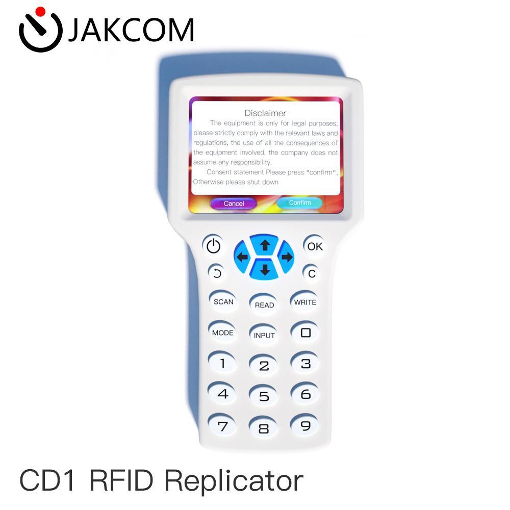 JAKCOM CD1 lector de tarjetas lector de tarjeta de tarjetas de proximidad RFID duplicadora / ICID módulo lector de control de acceso