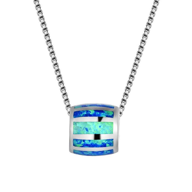 Opal collana uomini e donne barile moda collana paio ciondolo luce lusso per le donne 2.020 gioielli