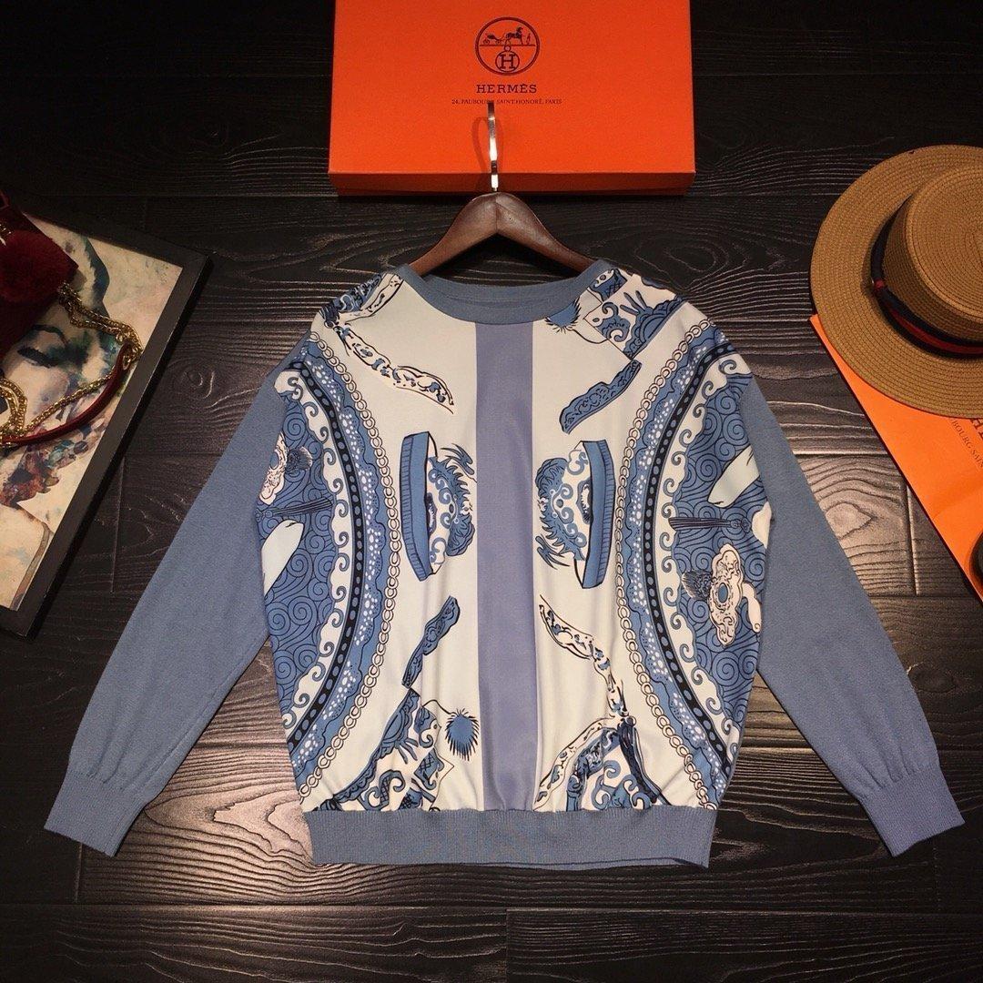 2020 nova alta qualidade das mulheres camisola de outono e casual inverno de mangas compridas sweaterIUQ1 1JIX