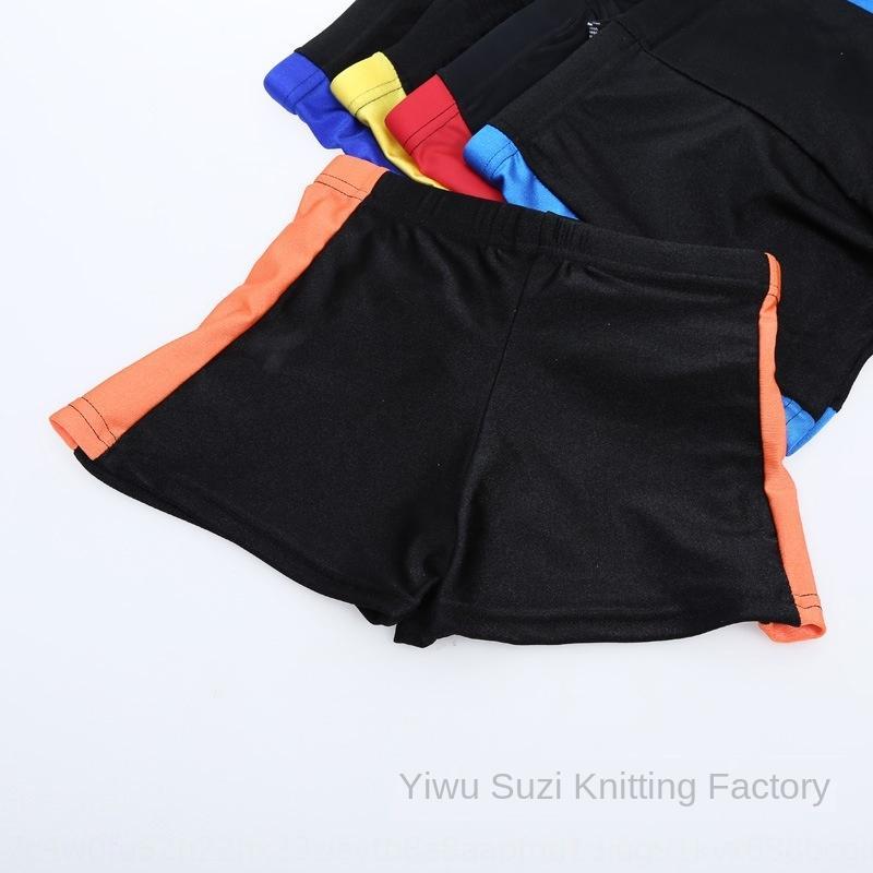 94bkK 2020 nouveau maillot de bain pantalons hommes en nylon et plage troncs maillot de bain Maillot de bain pour un pantalon de plage dessin animé pour les enfants et les grands enfants moyen