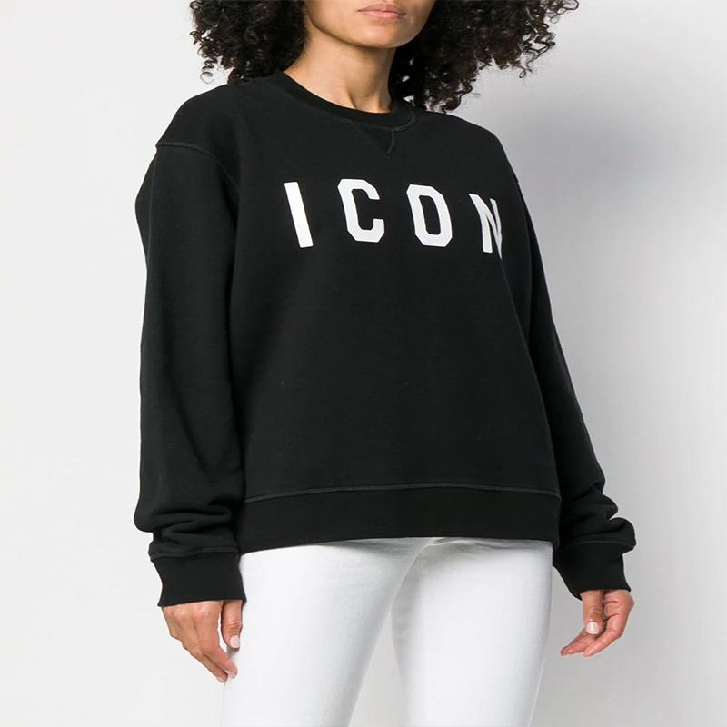 Tasarımcı Kapüşonlular Triko Sonbahar İlkbahar lüks giyim Uzun kollu gömlekler hip hop Punk mektup yazdırma marka Tişörtü M-3XL başında kadınları mens