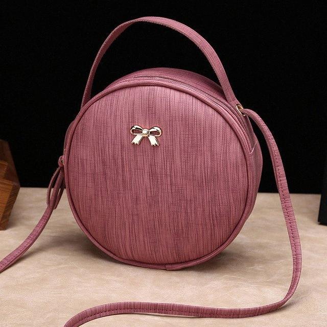 Sacchetto del progettista 2020 delle nuove donne di lusso borsa una spalla diagonale borsa femminile farfalla Hardware Tempo libero commercio con l'estero piccola rotonda Borsa 63yO #