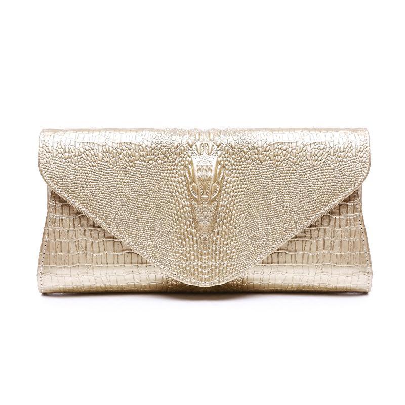 جلد طبيعي للمرأة مساء حقيبة اليد الفاصل مساء حقائب فاخرة تصميم لحقيبة الهاتف المحمول سيدة حزب