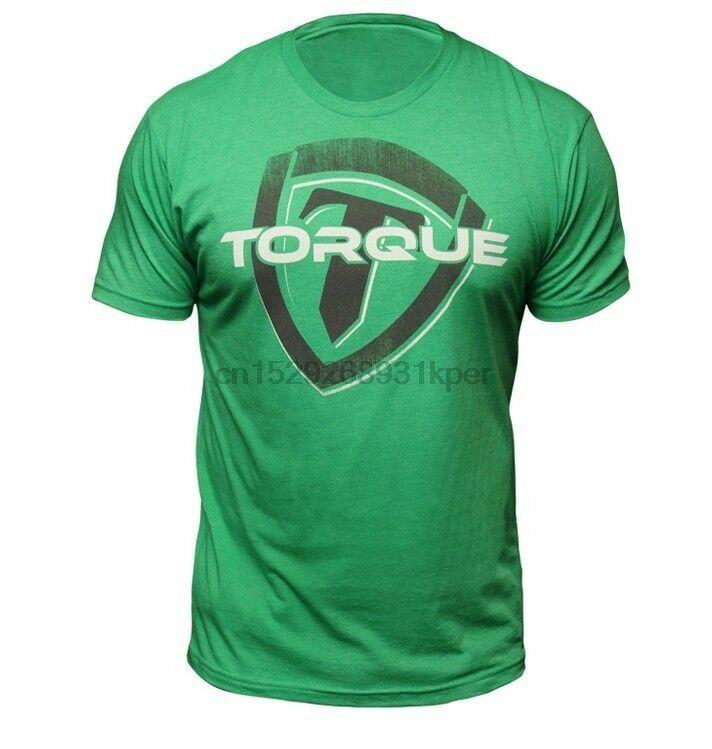 Tork Erkek Spor Envy Shield Tişört - Yeşil