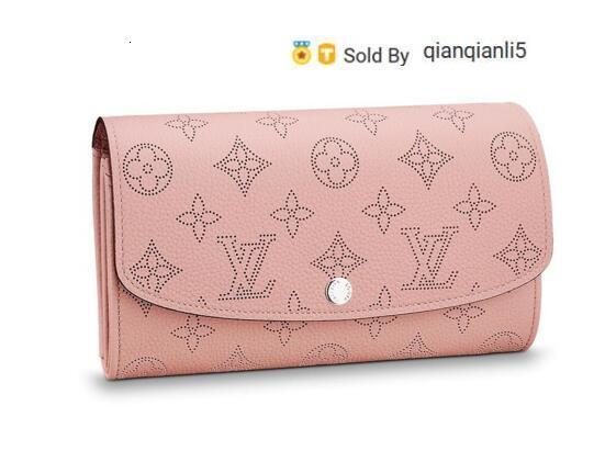 qianqianli5 GBLG IRIS WALLET M60145 NEW WOMEN FASHION SHOWS EXOTIC LEATHER BAGS ICONIC BAGS CLUTCHES EVENING CHAIN WALLETS PURSE