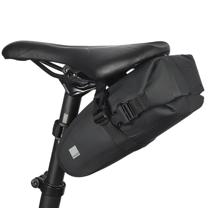Vélo Sac de selle vélo imperméable réfléchissant à vélo grande capacité arrière à VTT Vélo de route Vélo Accessoires