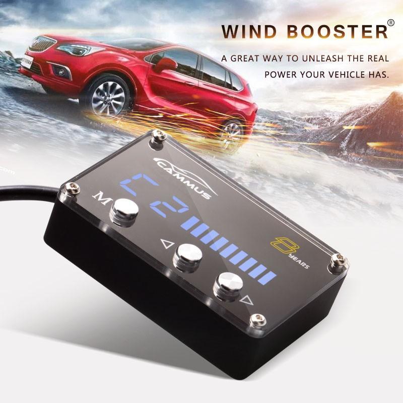 Autoteile ECU Remap Car Tuning Windbooster Drossel-Steuerpult für alle Modellautos