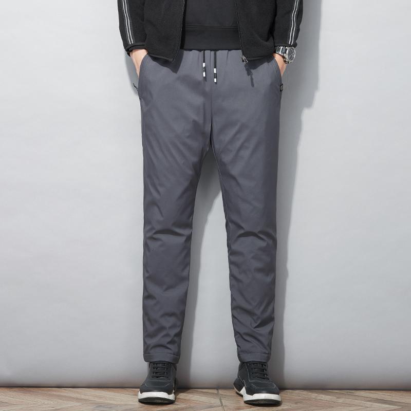 Invierno 2020 del diseñador de arriba hacia abajo los pantalones al aire libre pantalones casuales de la moda de los hombres de marca de alta calidad suelta los pantalones abajo