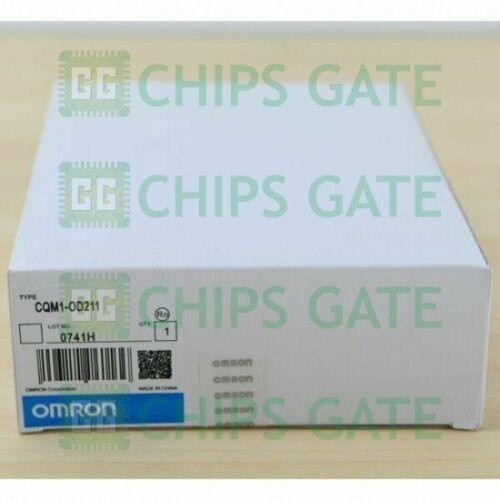 1PCS Brand New In Box Omron CQM1-0D211 Fast Ship