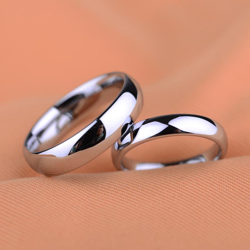Hot Größe 4-12,5 Wolframkarbid-Ringe Wedding Bands für Paar-Ring, kann (Preis gilt für einen Ring)