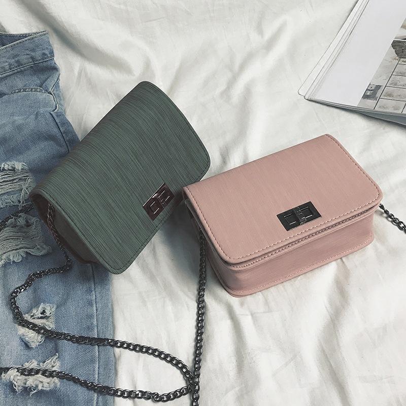Mini torba dişi 2020 Avrupa ve Amerikan tarzı moda omuz çantası zincir bayanlar crossbody küçük kare