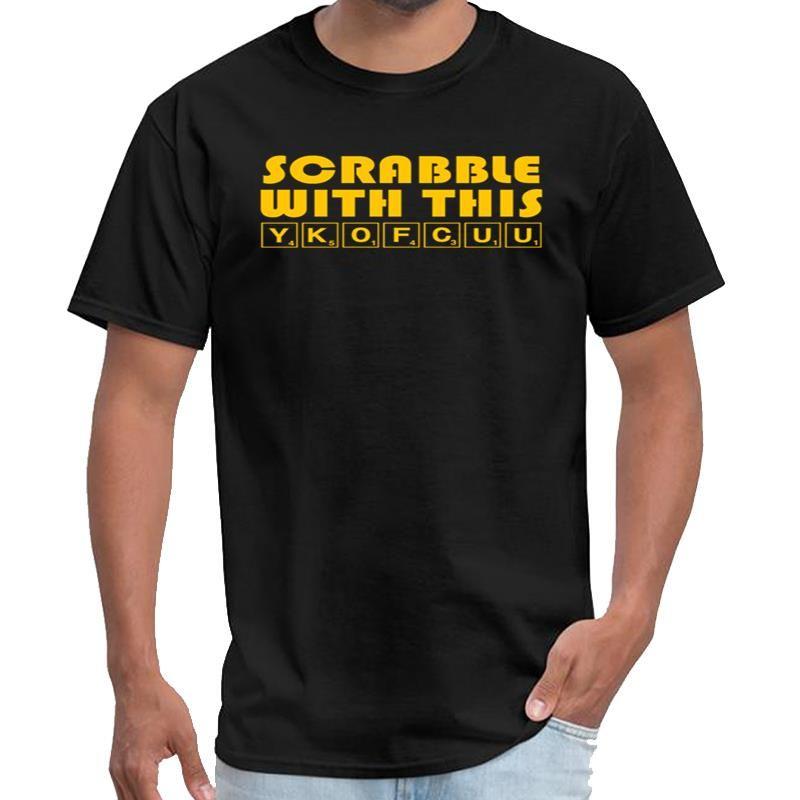 Пользовательские Эрудиты С этой YKOFCUU - Смешные Эрудит футболка 3d мужского женского Сопрано футболки рубашка s-5XL снаряжение