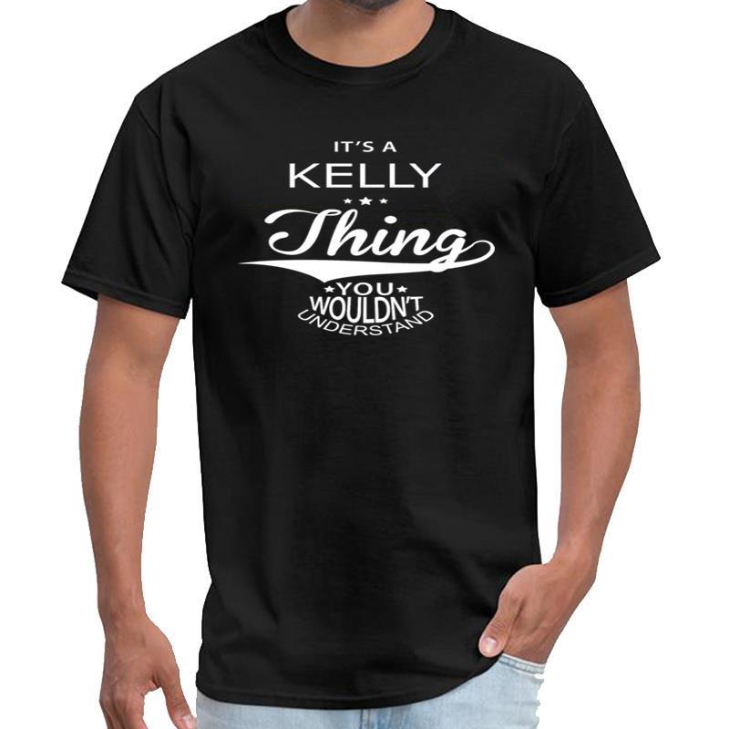 Design Kelly hommes de chemise t-shirt vintage t-s 5xl normale