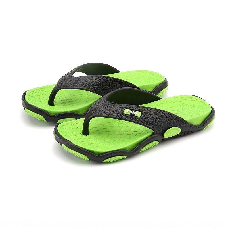 0ifpV nuova estate sandali slip-punta degli uomini stile casuale degli uomini di Flip-flop esterna antiscivolo coreano coperta infradito sandali e ciabatte sl kflB4