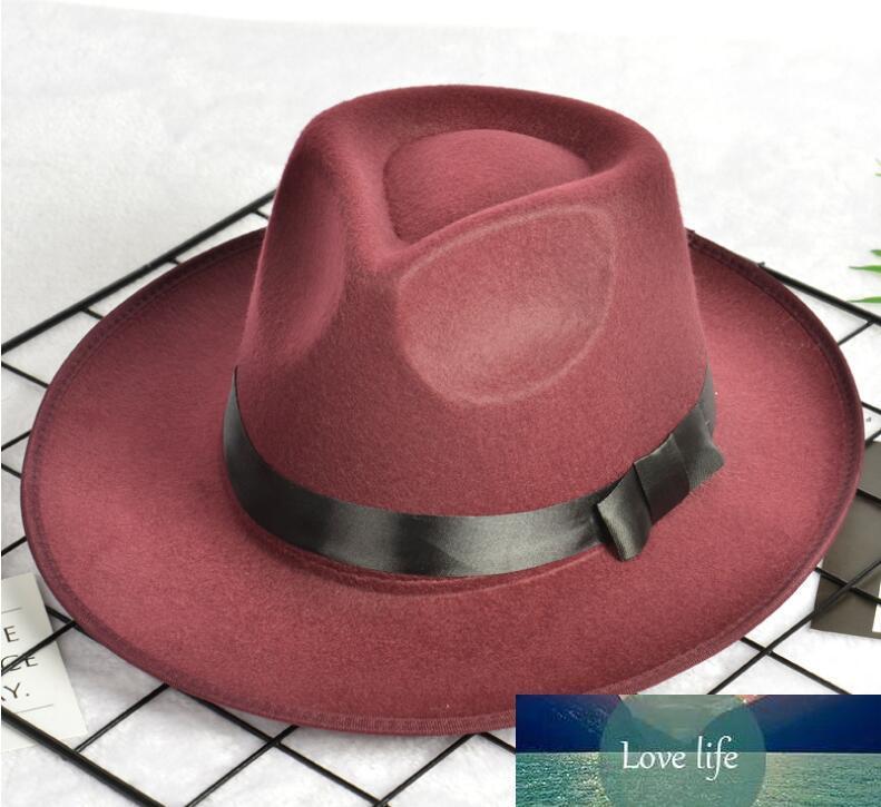Summer Jazz sombrero masculino femenino sombreros de ala moda de primavera y sombreros Sun-shading para hombres y mujeres de Michael Jackson sombrero del estilo