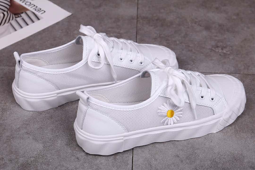 2020 nuevos zapatos de moda de la personalidad calzado deportivo casual informal en los pies super hermosa super elegante del todo-fósforo