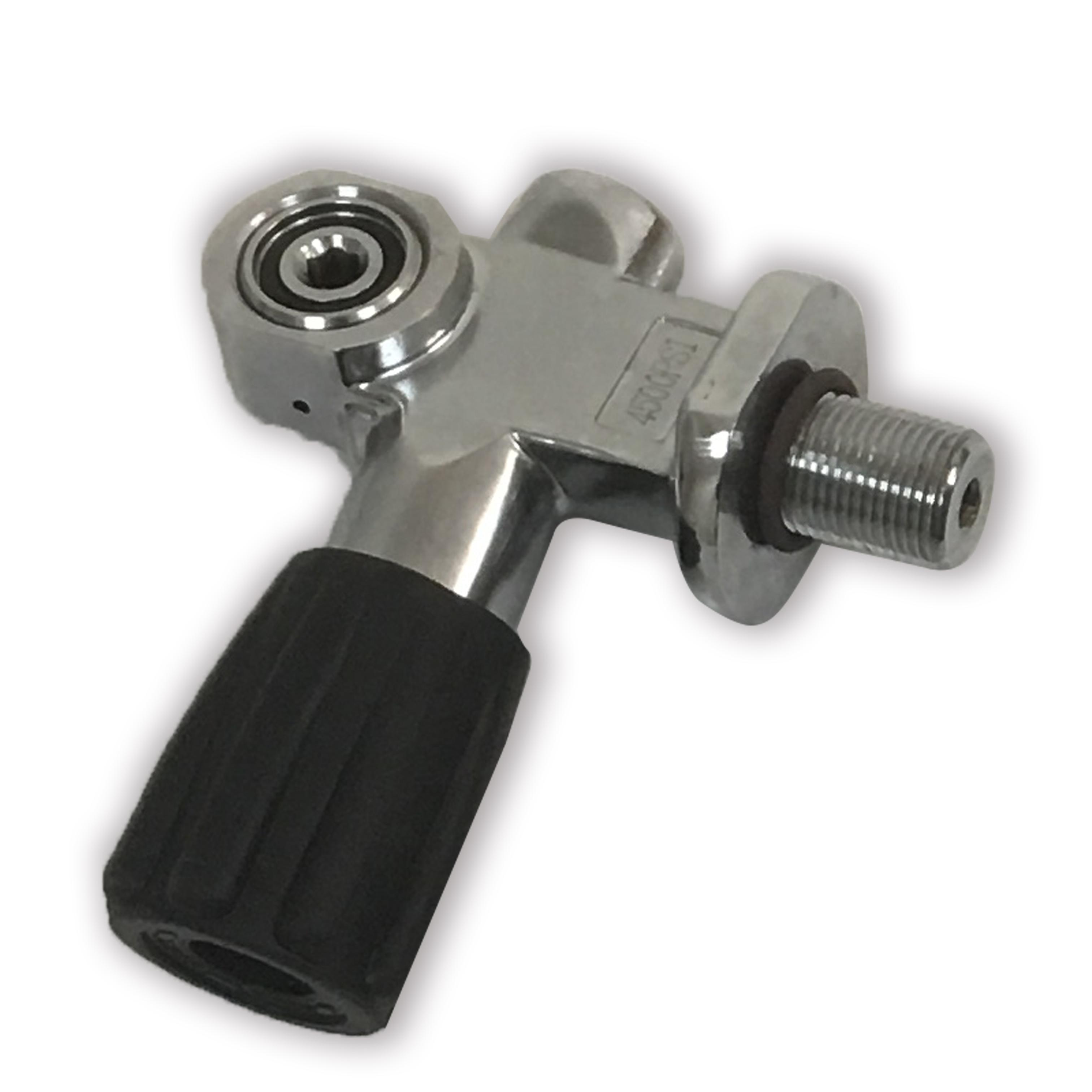 AC951 Acecare Popular de alta presión de buceo SCUBA tanque válvula del cilindro de gas válvula usada para la fibra de carbono del cilindro 2020