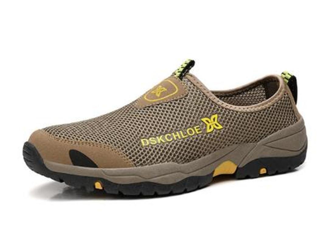 Warm Outdoor 2020 piedi scarpe uomini che camminano leggeri e comodi traspirante fannulloni scarpe di lusso Sneakers