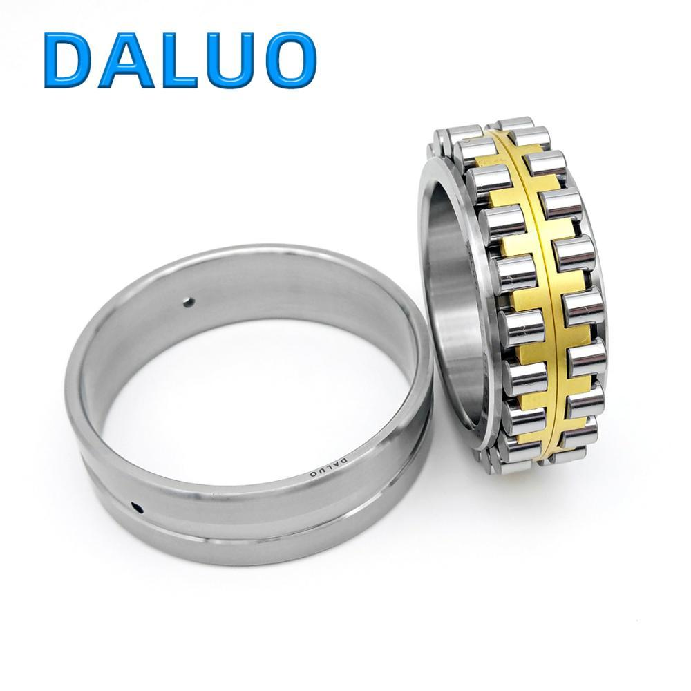 DALUO BEARING NN3016K NN3016 SP UP W33 3016 80x125x34 P4 P5 DALUO Bearing Double Row Cylindrical Roller Bearings