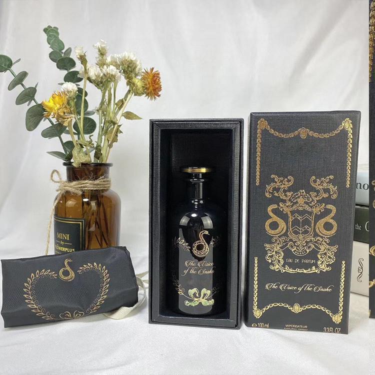 Parfüm Duft Neutral Der Alchimist Garten - Die Stimme der Schlange Duftspray Pleasant Blumenduftstoffe höchster Qualität 100ml