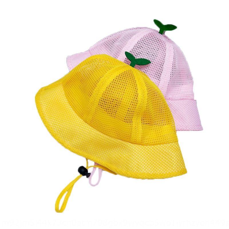 Anti-flying estate schiuma sottile pescatore bambini coperchio di protezione solare protettiva bambino berretto pescatore cappello del sole freddo schermo di bambino