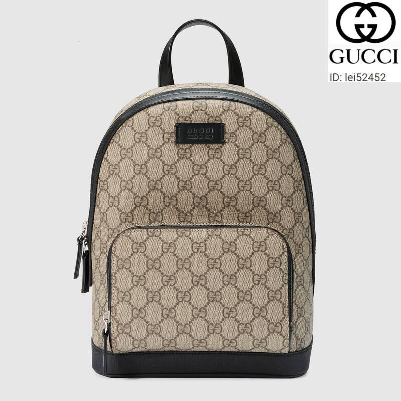 lei52452 C3GY 429020 Duplex wild backpack MEN BACKPACKS FASHION WOMEN SHOWS OXIDIZED LEATHER BUSINESS BAGS TOTES MESSENGER BAGS