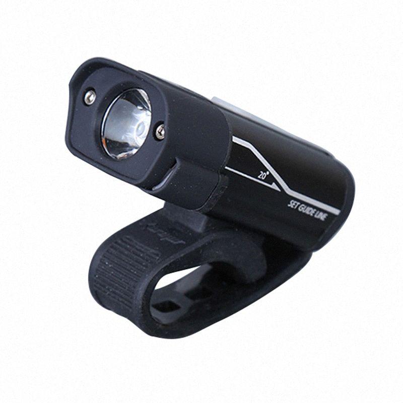 5000lm L2 LED Fahrrad-Fahrrad-Kopf-Licht-5 Modus Taschenlampe USB MOMO #