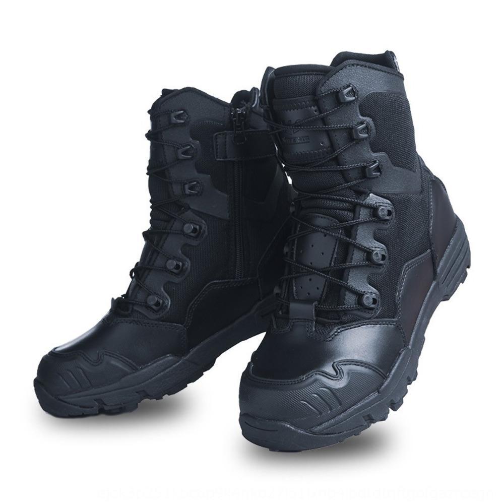 zapatos de alpinismo Ejército ventilador guerra Guerra montañismo combate alta superior zapatos de las mujeres de los hombres y de 511 tácticas de las fuerzas especiales botas de desierto de la tierra c