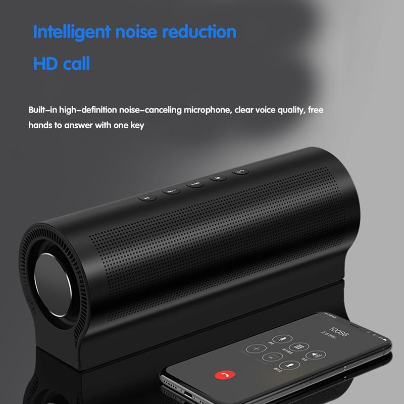 M2 Bluetooth Speaker dupla Speakers Super Pesado Subwoofer computador desktop 20W alta potência sem fio o