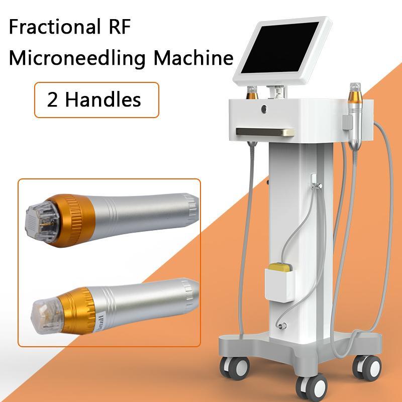 Traitement de machine de rajeunissement de la peau de la machine de rajeunissement de la peau de rajeunissement de la peau RF