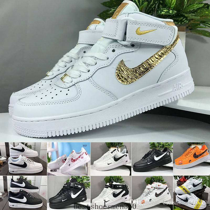 free shopping good shoes Nike Air Force 1 One Af1 