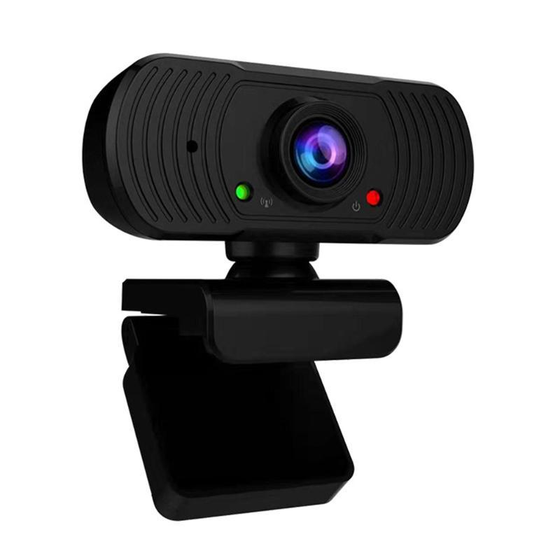 1080P 30fps Full HD веб-камера со встроенным микрофоном USB-Free Driver компьютера Веб-камеры для Live Stream Видео конференции