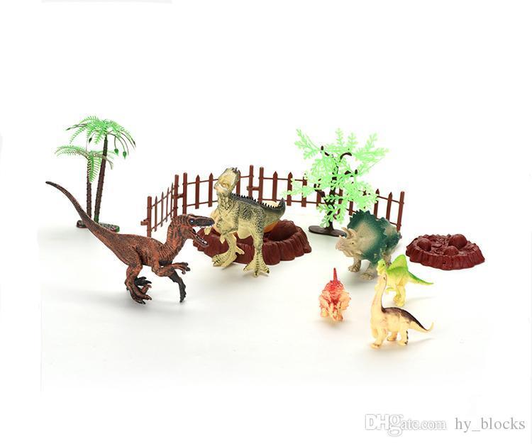 2 Mini modelli Simulazione Cognition Regalo Memory Dinosaur Bambini Misto Miglioramento e immaginazione per il compleanno giocattolo ispirare 06 Urgek