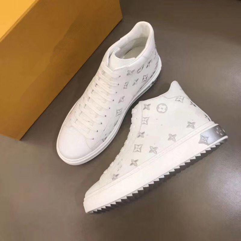 Erkek Ayakkabı Çizme Moda Sneaker Boot Deri Büyük Boy Chaussures Hommes Sıcak Satış Erkek Ayakkabı Moda Tipi L887 Zapatos zx17 dökün
