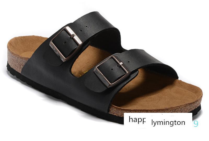 Arizona Mayari Giseh Straße Sommer Männer Frauen Sandalen rosa Wohnungen Unisex Cork Pantoffeln Sandy beah Freizeitschuhe Mischgröße drucken 34-45QA29