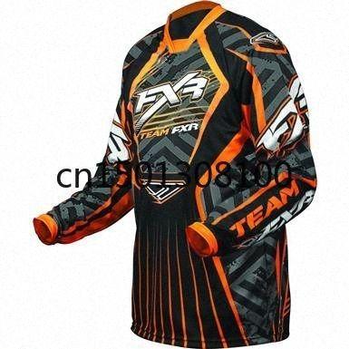 2020 2020 Real Ropa Ciclismo 2020 Нового Am Dh Возьмите Пользовательский мотокросс с длинным рукавом задействуя Джерси Трасса одежды Рубашка Майо WwVs #