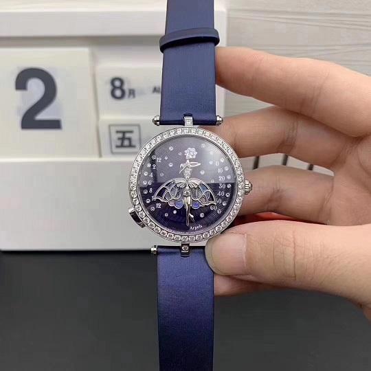 40MM VCARO4F200 japon femmes de regarder dame fille Fasion robe d'affaires de cadeau d'amant de partie montre-bracelet étanche montres